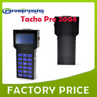 Wholesale Pro Tools Support - Tacho pro 2008 odometer reset mileage correction Support 6 langues mileage odometer correction tool with free shipping
