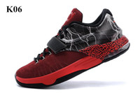 Wholesale Comfortable Hunting Boots - 2015 High Performance Kevin Durant 7 Kd Vii KD 7 Mens Men Basketball Shoe Mens Cheap best Basketball Shoes comfortable Shoes factory_store01