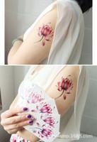 Wholesale Temporary Tattoos China - Sexy China Chic Tattoo Sticker Body Tattoo Stickers Waterproof Tattoo Sticker Chinese Style Temporary Tattoos Tattoo stickers 100pcs