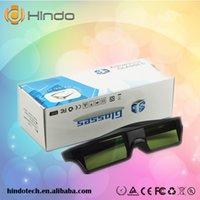 Wholesale Cheaper 3d Glasses - Wholesale-Cheaper price ! 2pcs lots 3d glasses bluethooth 3D Active Shutter Glasses for TV