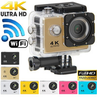 4K Ultra Hd Action camera F60 4K / 30fps 1080P sport WiFi 2.0