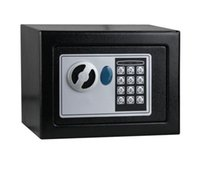 Wholesale Hot Sale Home Safe Cofre Electronic Password Safe Cash Jewelry Safe Box Can Into The Wall Furniture A5