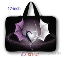 """Wholesale Acer Aspire Laptop Case - Stylish Wings 17"""" Laptop Bag Sleeve Case For 17.3"""" HP Compaq Acer Aspire Sony VAIO Dell"""