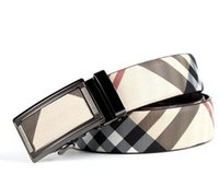 Wholesale Cow Belt Buckles - New Quality luxury Belts mens women cow leather belt brand designer Belts For Men Belts Gold Buckle