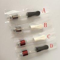 mini kit de iniciación atomizador electrónico al por mayor-BUD DEX Atomizer vaporizador para cigarrillo electrónico que fuma DEX Starter Kit, Mini e cig, vaporizador capacitancia pluma electrónica cig clearomizer