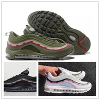 Wholesale Open Toe Shoes For Women - 2017 Undefeated x Air 97 OG PRESTO Breathe Mens Basketball Shoes Sneakers Women Running Shoes For Men Sports Shoe Walking designer shoes