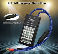 Wholesale voltage stabilizer regulator - EITTAR Universal car Volt Chip With Pluse System Voltage Stabilizer Regulator