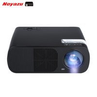 Al por mayor- Noyazu 2600lumens Smart Wifi Home Theater 1080P Video HDMI LCD Video LED fuLL HD TV proyector Proyector beamer
