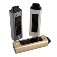 Wholesale Screen Passthrough - Authentic Smart Beast Vaporizer Wax Dry Herb Touch Screen Temperature Control 2200mah Herbal Vaporizers Micro USB Passthrough VS Titan 1