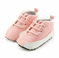 Wholesale baby moccasins shoes - 2018 new Fashion PU leather Baby Moccasins Newborn Baby Shoes For Kids Sneaker Sport Shoes Toddler Baby Boy Girls Mocassins