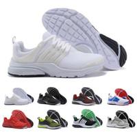 Wholesale Zebra Print Brown - 2017 Ultra Boost 3.0 Air presto CORE Black white GREY THREE Women's MEN'S 350 v2 zebra Running V3 Sport Shoes breathable sneaker