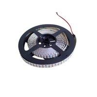 Wholesale Dc List - (Revised) 240LEDs m SMD3528 19.2W m IP20 Flexible LED Strip High Brightness Strip Light TUV CE ETL UL SAA Listing