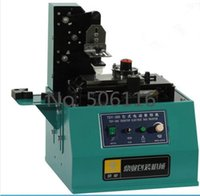 Wholesale Printer For Pad - WORLDWIDE AIRMAIL TDY300C PAD PRINTER PRESS FOR LOGOS-TRADEMARK PLATE PRINTING