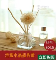 spike incense - Special spike Original price yuan Clarity crystal bottle aromatherapy oils incense rattan suite