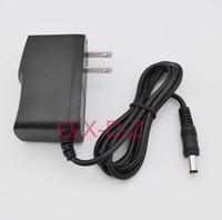 Wholesale Ac Dc Adapter 6v 1a - 1PCS AC 100V-240V Converter Adapter DC 3V 4.5V 5V 6V 7.5V 1A   1000mA Power Supply Charger US plug