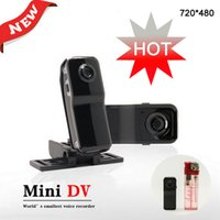 Wholesale Worlds Smallest Hd Camera - Cheap HDMI Mini video camera world s smallest voice recoder mini DV wireless camera ( mini, wireless, HDMI, TF SD card not include)