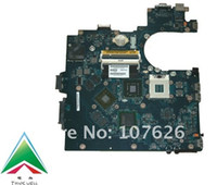 Wholesale Intel Pm45 - PN CN-0P383J 0P383J P383J Laptop Motherboard For dell vostro 1720 v1720 laptop PM45 Motherboard GPU Included