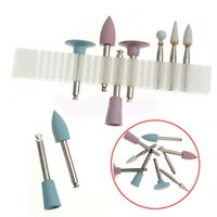 Wholesale Handpiece Kit - Wholesale-Dental Grinding head Products Composite polishing kit RA0309 For low-speed handpiece Bistrique contra angle