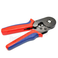 Wholesale Bootlace Crimper - Bootlace Ferrule Crimper Terminal Crimping Tool 0.25-6mm2 Wire end Cord end lug