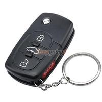 Wholesale Electric Car Keys - EA14 Electric Shock Gag Joke Prank Car Key Remote Fun C