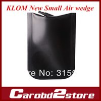 Atacado-Air Wedge KLOM Bomba Wedge Small Size Auto Ferramenta Lockout 10pcs por DHL