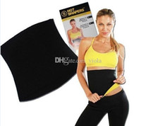 Wholesale Nylon Weight Loss Belt - 2016 Hot Shapers Weight Loss Waist Cincher Neoprene Slimming Belts Tummy Trimmer with retail package
