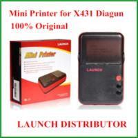 Wholesale Original Launch X431 Diagun Printer - 2015 New Arrival Original Mini Printer For Launch X431 DIagun diagun 3 Printer Free Shipping M46081