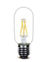 4w führte glühbirne großhandel-2017 neue led glühlampe t45 2 watt 4 watt 110lm / w direkt fabrik großhandel niedrigen preis hohe qualität led fialment lampe