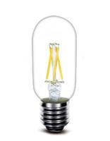 ingrosso lampadina bassa-2017 nuova lampadina del filamento del LED T45 2w 4W 110lm / w direttamente la lampada di fialment di alta qualità all'ingrosso di prezzi bassi all'ingrosso della fabbrica