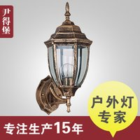 outdoor gazebo designs - Outdoor wall lamp gazebo fashion wall lamp garden lights outdoor waterproof lights balcony wall lamp good design