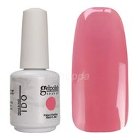 Wholesale Gel Nail Polish Ido - Wholesale-Long Lasting IDO gelpolish 15ml UV Gel 1593 Soak Off Color Nail Gel Polish