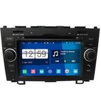 Wholesale Car Dvd Honda Crv - Winca S160 Android 4.4 System Car DVD GPS Headunit Sat Nav for Honda CRV   CR-V 2007 - 2011 with Radio Stereo Player Wifi OBD