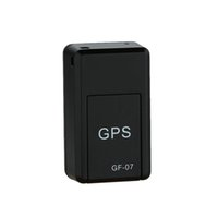Wholesale Mini Gps Magnet - Mini GPS Tracker Car GSM GPRS Vehicle Tracker SMS Website SMS Tracking Alarm Sound Monitor Voice Recording with Magnet Inside K2655