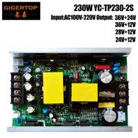 Wholesale output 24v 12v power supply resale online - TIPTOP W R Sharpy Beam Moving Head Light R W Moving Head Spot Light Power Supply V V V V Output Voltage DHL Send