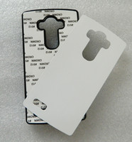 Wholesale Lg Nexus Phone Case - custom made For LG G4 Stylus   Nexus 5X   V20 K8 K4 heat press sublimation phone case with blank metal aluminium insert free shipping
