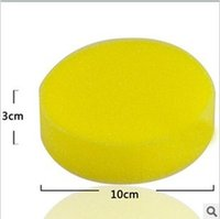 Wholesale Fashion Hot Sale Car Auto Washing Foam Cleaning Sponge Cleaner Eraser Car Wash Perforated Sponge for car washing cleaning tools abstergent