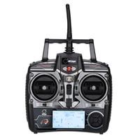 Wholesale Transmitter Wltoys V939 - Hot Sell Original RC Part Wltoys WL-R7 2.4GHz 4CH Transmitter for Wltoys V911S V911 V912 V913 V929 V939 V949 V959 RC Helicopter
