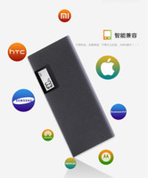 Mobile Power Bank - pieno caricabatteria portatile da 6000mAh per iPhone 6 5s 4s HTC Samsung s4 s5