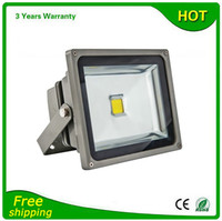 Wholesale Outdoor LED Flood Light W LED Floodlight AC85 V Warranty Years H Lifespan CE RoHS