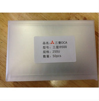 300PCS 250um Thick OCA Optical Clear Adhesive Sticker for Samsung Gaxaly s3 S4 S5 S6 S7 Edge S8 Plus S9 Plus