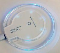 qi ladegerät zum verkauf großhandel-2015 heißer Verkauf Qi Wireless Ladegerät Lade Pad Mini für Samsung S6 / S6 Rand 5/4 iPhone 4 S / 5 S / 6/6 PLUS