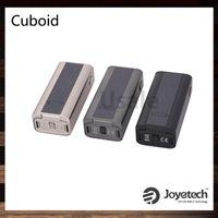 Wholesale Best Joyetech Wholesale - Joyetech Cuboid 150W TC VW Box Mod Support SS316 Coils Best Match Cubis Atomizer 100% Original