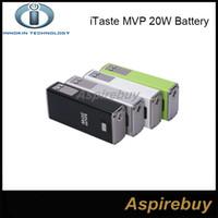 Wholesale Mvp Variable - Innokin iTaste MVP 20W Variable Voltage Wattage Battery 3.7V 2600mAh Box Mod Battery for Innokin iClear X 30B Atomizer 100% Original