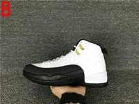 Wholesale Ocean Games - Retro 12 GS 2018 Hyper Violet Youth Pink Valentines Day 12s Plum Fog Flu Game Basketball Shoes Girls Master Taxi Sneakers High Quality