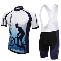Wholesale Bicycle Look Jersey Short - Looking Jersey short sleeve suit Yue bicycle clothing summer moisture wicking quick-drying underwear Cycling Riding Jersey Set