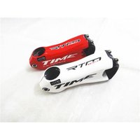Wholesale road bike carbon stem - TIME Full Carbon fibre bike stem mountain road bike bicycle stem cycling bike parts