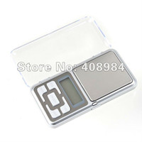 Wholesale Diamond Weighing Scales - hot sell Electronic Portable 0.01g 200g LCD Digital display Pocket Weighing Jewelry diamond Balance Scale