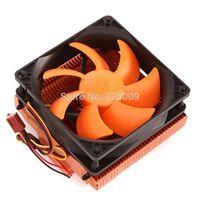 ingrosso ati-Vendita all'ingrosso- Ventola da 9 cm, dissipatore di calore per grandi superfici, per NVIDIA, per ATI Graphics Cooler, dispositivi di raffreddamento per schede video, raffreddamento grafico, PcCooler K91