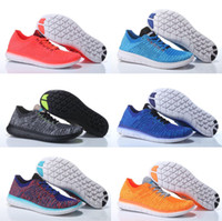 Wholesale Outdoor Deals - Black Friday Deals High Quality RN Flyline 5.0 Men Running Shoes Freerun NEW Arrival Sports Sneakers Comfortable Whloesale Free shipping