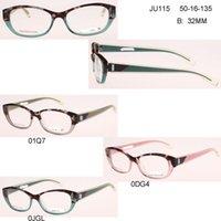 Wholesale Spectacle Frames Lady - New Fashion vintage brand points women glasses frame girls lady oculos de grau cat eyeglasses Spectacle Glasses oculos feminino